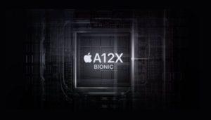 A12X bionic chip Apple iPhone