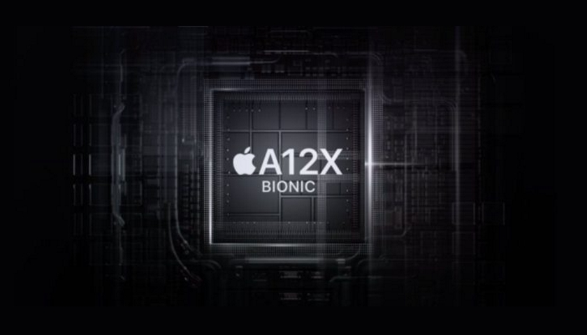 A12X bionic chip Apple iPhone