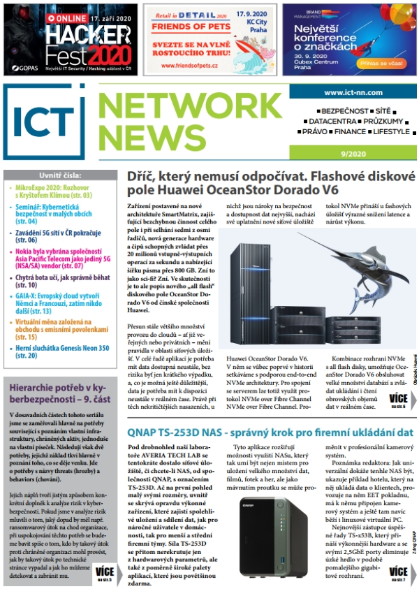 ICT-NETWORK-NEWS-9-2020-cover