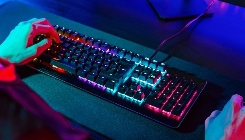 Niceboy keyboard